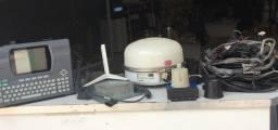 Rastreador Qualcomm 10J1462-63 Usado