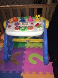 Andador mesa didática animais