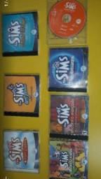 Kit jogo p/ pc do The Sims 1 original