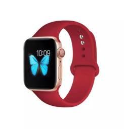 Título do anúncio: Cores Novas Pulseiras Apple Watch 42mm 44mm