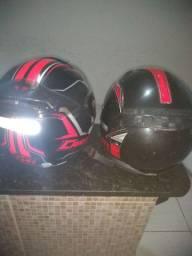 Vendo ou troco capacete