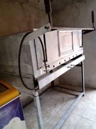 Máquina de padaria