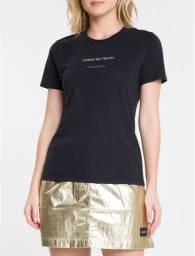 Blusa Calvin Klein Jeans I Speak My Truth