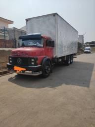 MB 1313 truck 1979