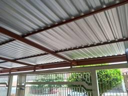 Estruturas metálicas residênciais e comerciais
