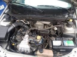 Vendo Fiat pálio cinza ex 99