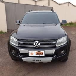 VW / Amarok Highline CD 4x4 aut. Diesel