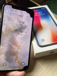 IPhone X 256gb Cinza Espacial