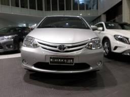Toyota etios 4p hb xs 1.5 96cv flex manual