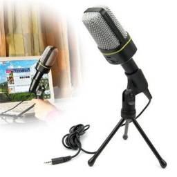 Microfone Condensador Youtubers