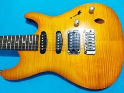 Guitarra Ibanez SA 260 FM (vendo ou troco por violão)