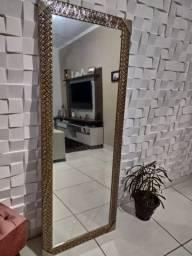 Espelhos Grandes NOVOS ( Com Molduras em Madeira ) Entrega imediata