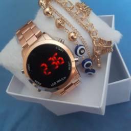 Lindos Relógios Femininos