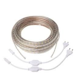 Fita LED 127v 14w Ip65 Externa Branco Frio ou quente (por metro)