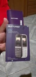 Multilaser celular novo 100 reais