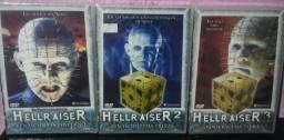 HellRaiser 5 Dvds Lacrados