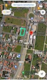 Área comercial, com 1850 m2