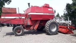 Colheitadeira Agricola | Massey Ferguson | MF 5650