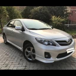 Toyota Corolla XRS 2.0 16V 2014 Única dona