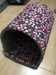 Casinha de cachorro igloo 3 tamanhos nova