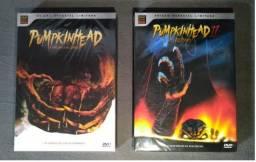 Combo DVD Pumpkinhead 1 e 2