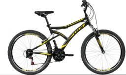 Bicicleta Caloi Andes nova na caixa