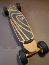 Skate carveboard Red Nose