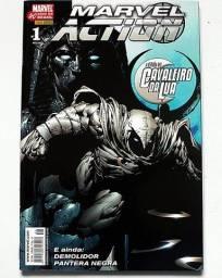 Marvel Action n. 1   [Marvel | HQ Gibi Quadrinhos]
