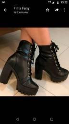 Calçados novos