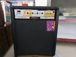 Caixa de som amplificada multiuso frahm _ MF 1200 App