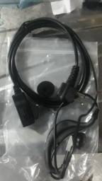 Conec fone de rádio dtr620 ep450s ep450 dep450 só $55,00