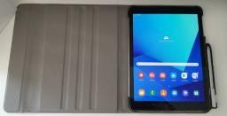 Tablet Samsung Tab S3 (2018) (Em ótimo estado, funcionando e com capa protetora !)