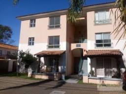 Apartamento com 3 dormitórios para alugar, 81 m² por R$ 1.200,00/mês - Parque Villa Flores