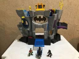 Batcaverna Imaginext DC Super Amigos