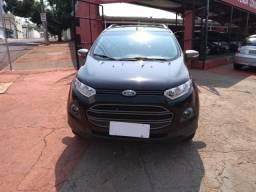 Ford EcoSport Freestyle 1.6 Preto