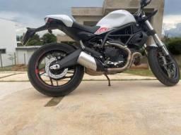 Ágio Carta Ducati Monster 797 2020 - Entrada R$ 19.000 + Parcelas R$ 1.050,90