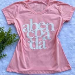 Camisetas feminitas tamanho P - NOVAS