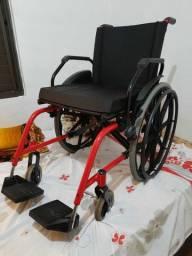 Cadeira de rodas ortobras k1