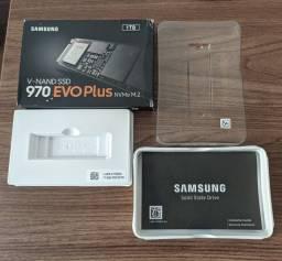 Caixa SSD Nvme M.2 Samsung Evo Plus 1 Tera