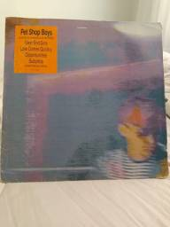 Disco de Vinil - Pet Shop Boys - Disco