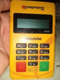Máquina de cartão minizinha