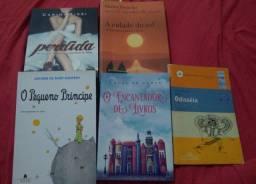 Livros R$5,00 cada