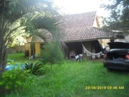 Terreno c/ cabana costaneira com aumento de alvenaria, Velleda oferece
