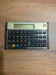 Vende-se calculadora HP 12c Gold