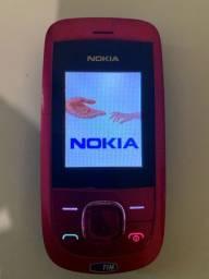 Celular Nokia 2220 slide Rosa