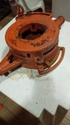 Tarracha de tubo de aço