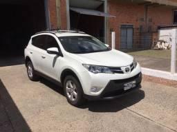 Toyota Rav 4 Branca em perfeito estado (gasolina)