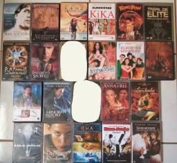 Só 2,00 cada - Filmes e Desenhos Originais em DVD