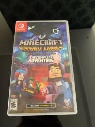 Minecraft story mode para Nintendo switch