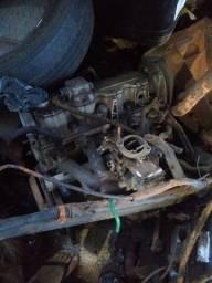 motor 2.0monza 88 funcionando